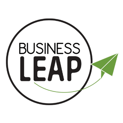 Business Leap Logo