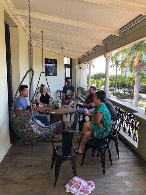 Startup Bundy Open Coffee Meetup